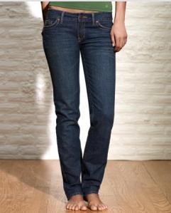 Aeropostale Bayla Dark Jeans